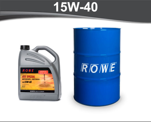 Rowe Hightec GTS Spezial 15W-40