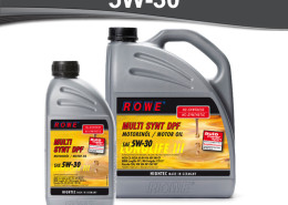 Rowe Hightec Multi Synt DPF 5W-30