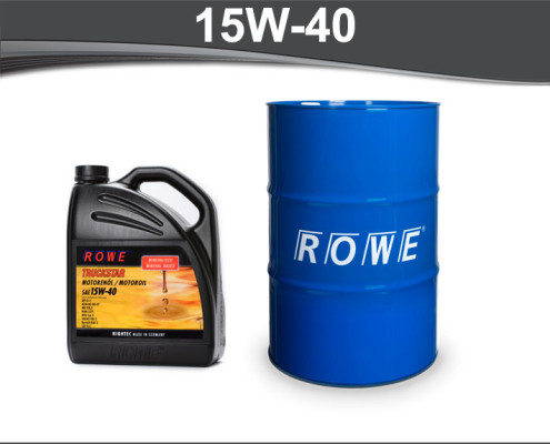 Rowe Hightec Truckstar 15W-40