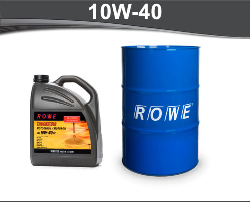 Rowe Hightec Truckstar HC 10W-40