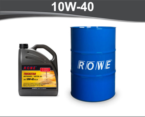 ROWE HIGHTEC TRUCKSTAR HC-LA 10W-40