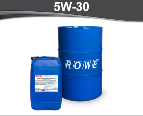 Rowe Hightec Truckstar Synt 5W-30