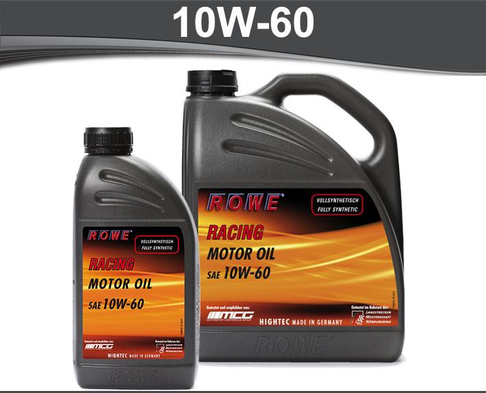 Ulje Rowe Hightec Racing 10W-60