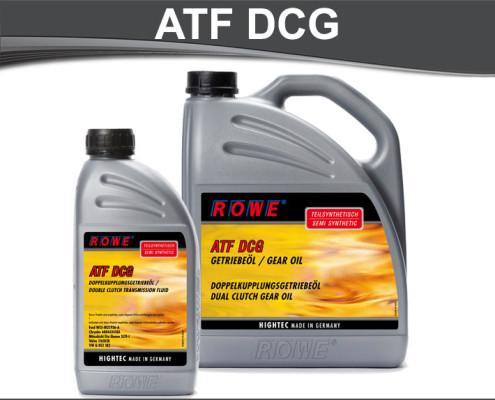 Ulje za mjenjace Rowe Hightec ATF DCG
