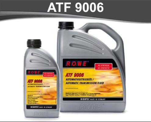 Ulje za mjenjace Rowe Hightec ATF 9006
