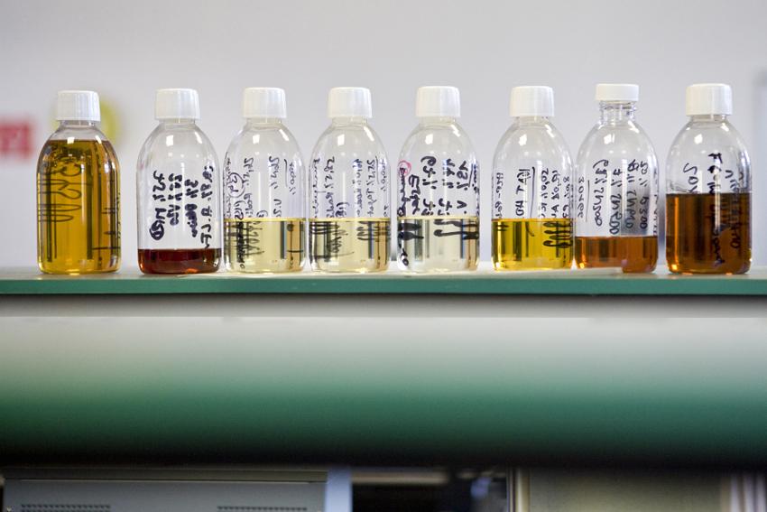 Rowe laboratorijski uzorci